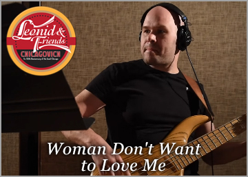 Woman Don't Want to Love Me Video